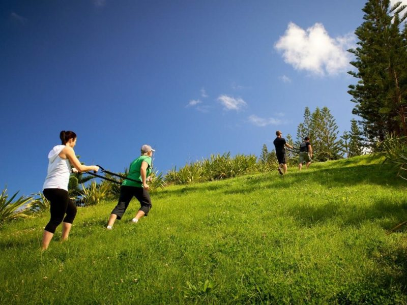 Norfolk Island Fitness Holiday 3