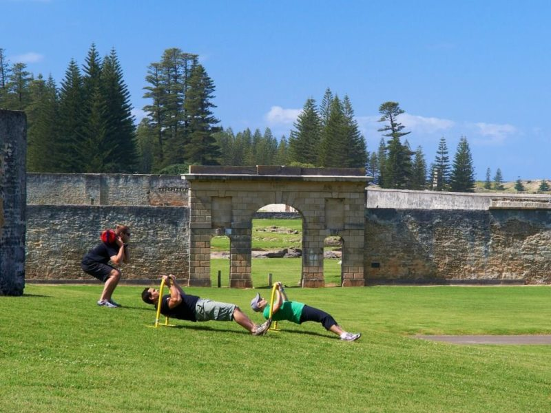 Norfolk Island Fitness Holiday 5