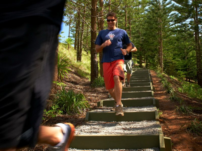 Norfolk Island Fitness Holiday 9