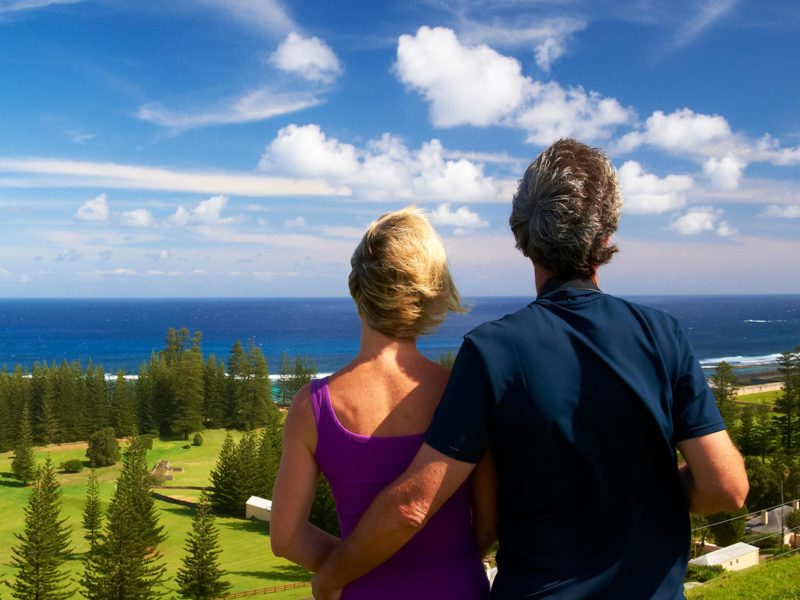 Norfolk Island Travel Centre Couple Kingston View 3