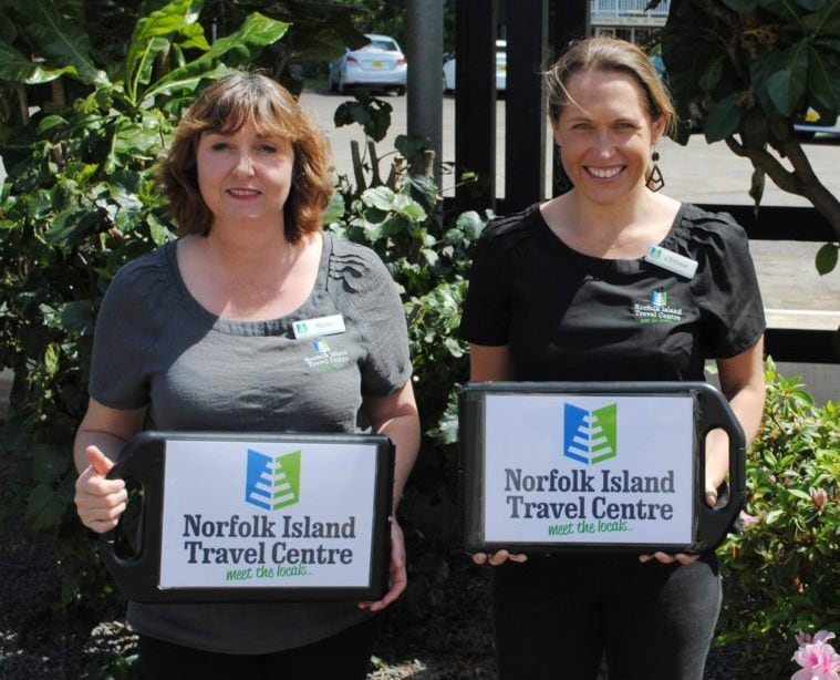 Norfolk Island Travel Centre Meet The Team At The Airport Cropped