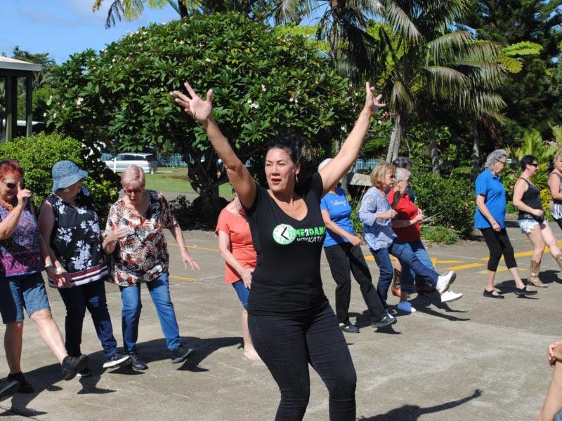 NorfolkIslandTravelCentre Line Dancing Festival3