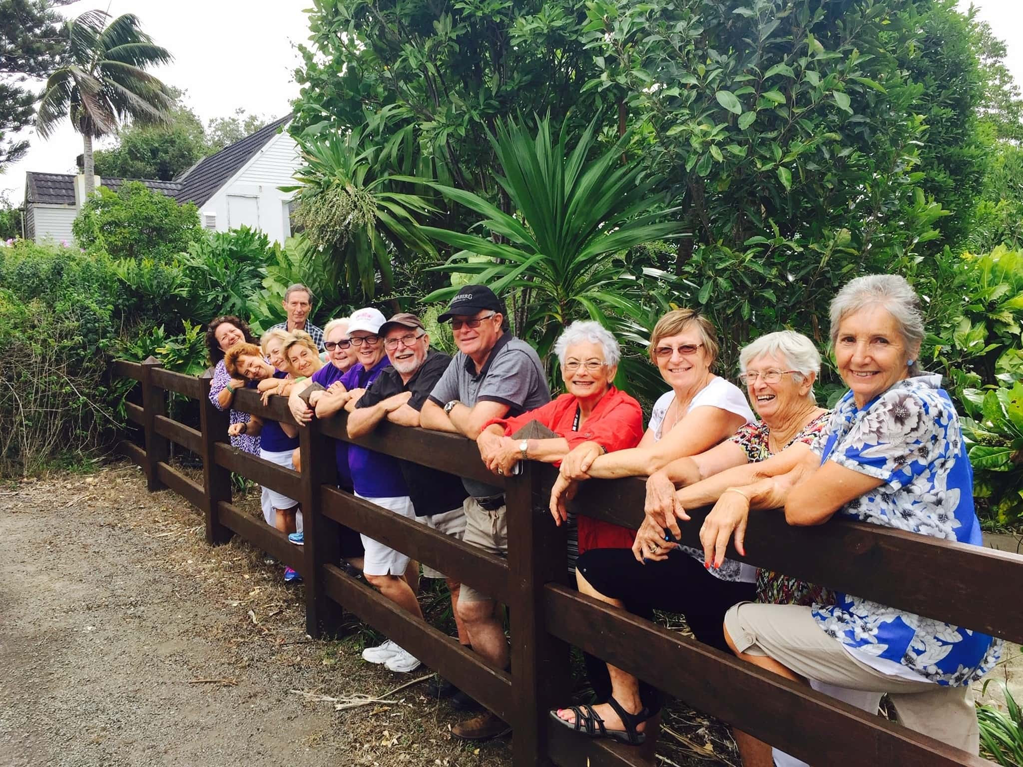 Group Travel To Norfolk Island