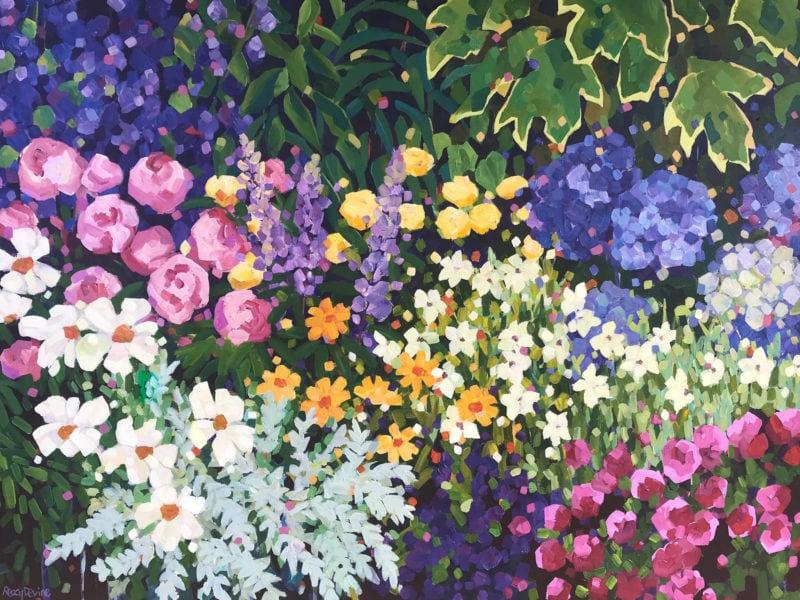 Mellisa Read Devine En Plein Air Painting Trip From The Heart