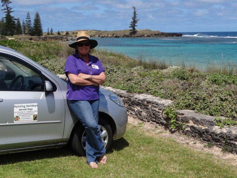 Norfolk Island Travel Centre Belinda Biggs 1