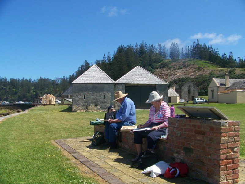 Norfolk Island Travel Centre Belinda Biggs 3