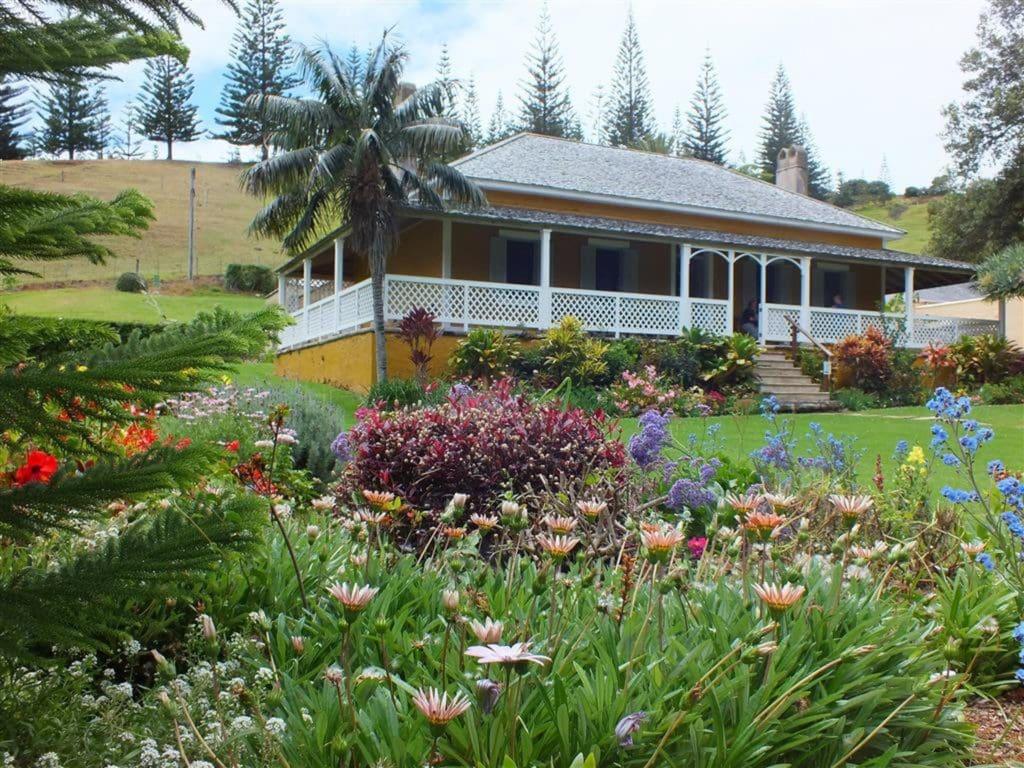 Norfolk Island Travel Centre Garden Clubs Of Australia 2019 Convention 10 Quality Row Garden