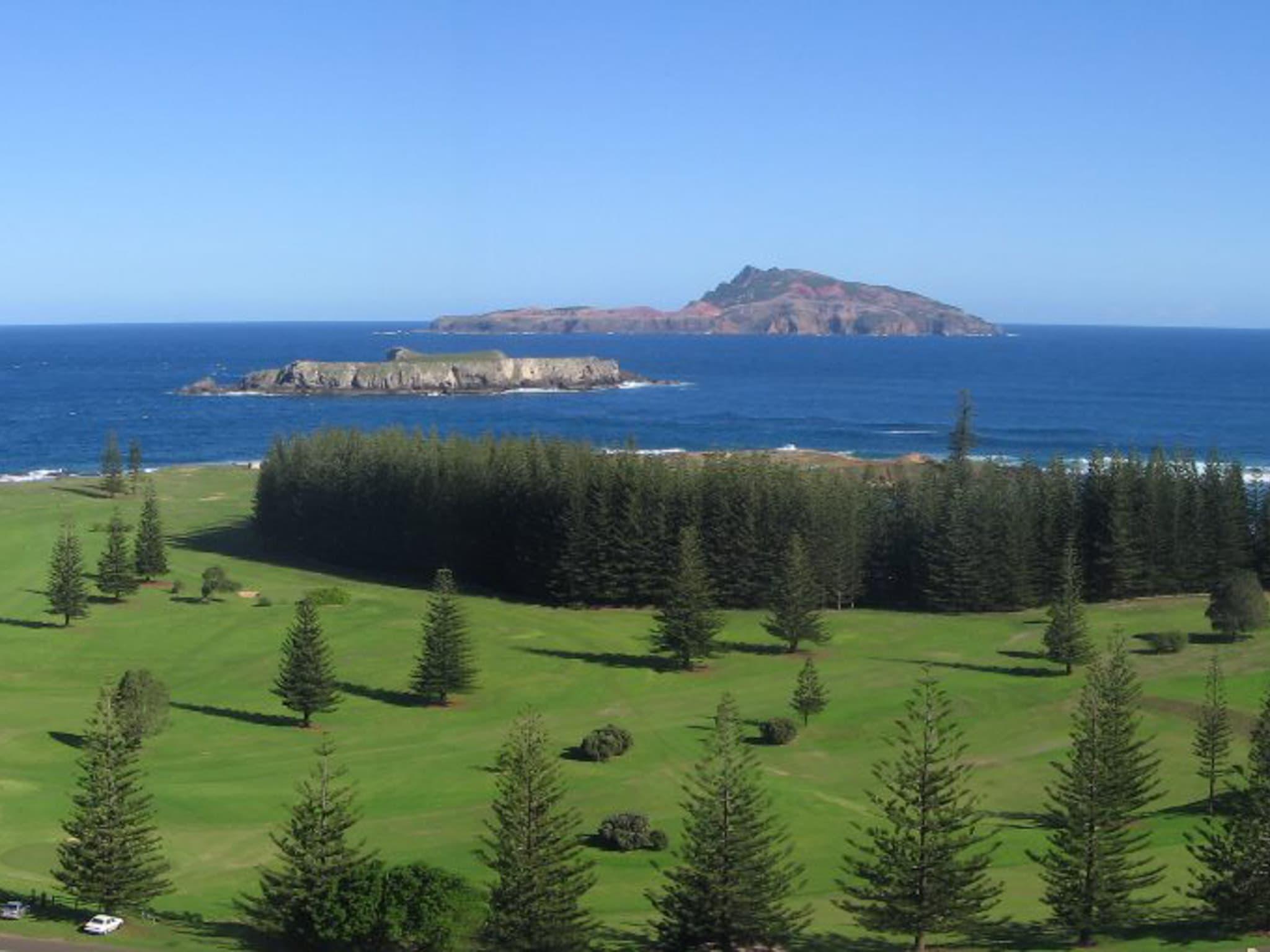 Norfolk Island Travel Centre Golf Course 1
