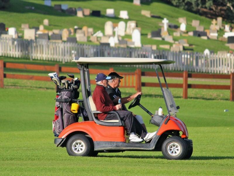 Norfolk Island Travel Centre Golf Course 4