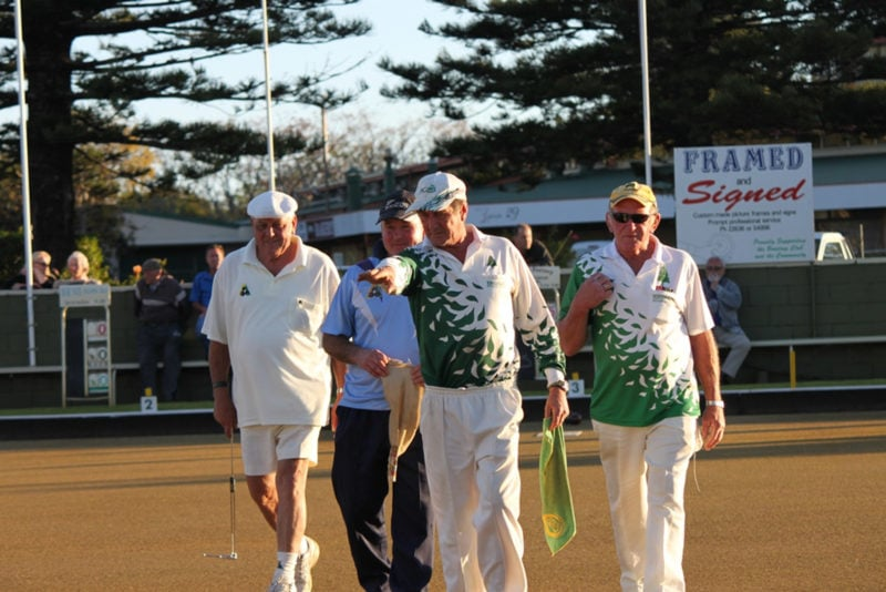 Norfolk Island Travel Centre NIO Classic Triples Bowls Tournament 2