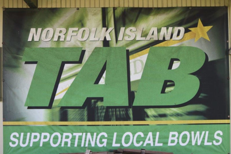 Norfolk Island Travel Centre NIO Classic Triples Bowls Tournament TAB Triples