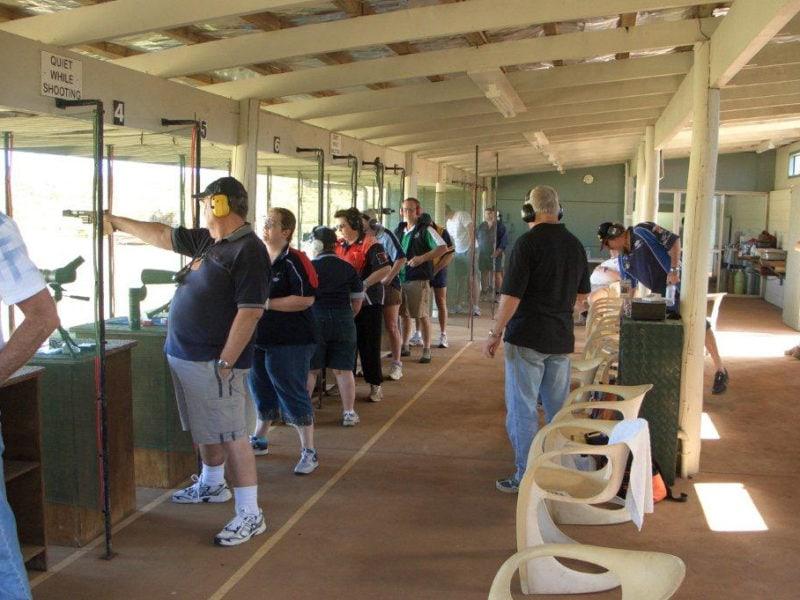 Norfolk Island Travel Centre Pistol Shooting Championships 2