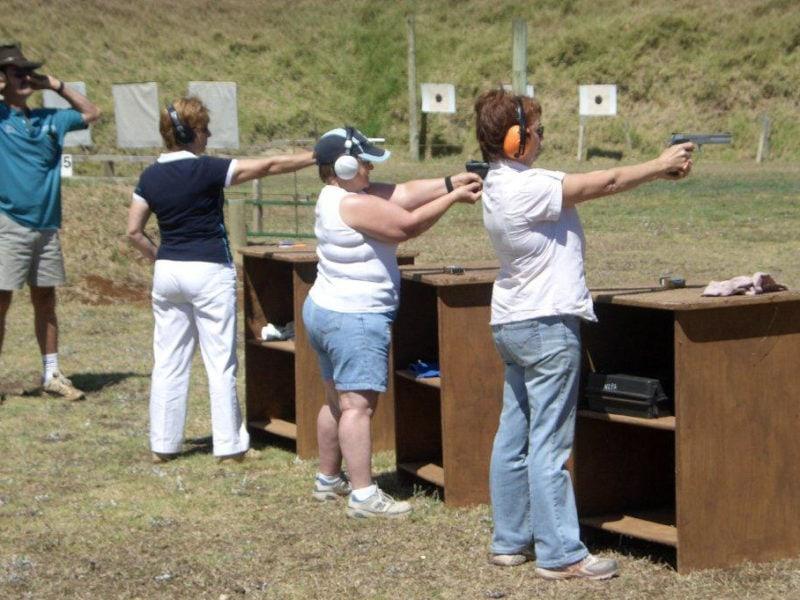 Norfolk Island Travel Centre Pistol Shooting Championships 4