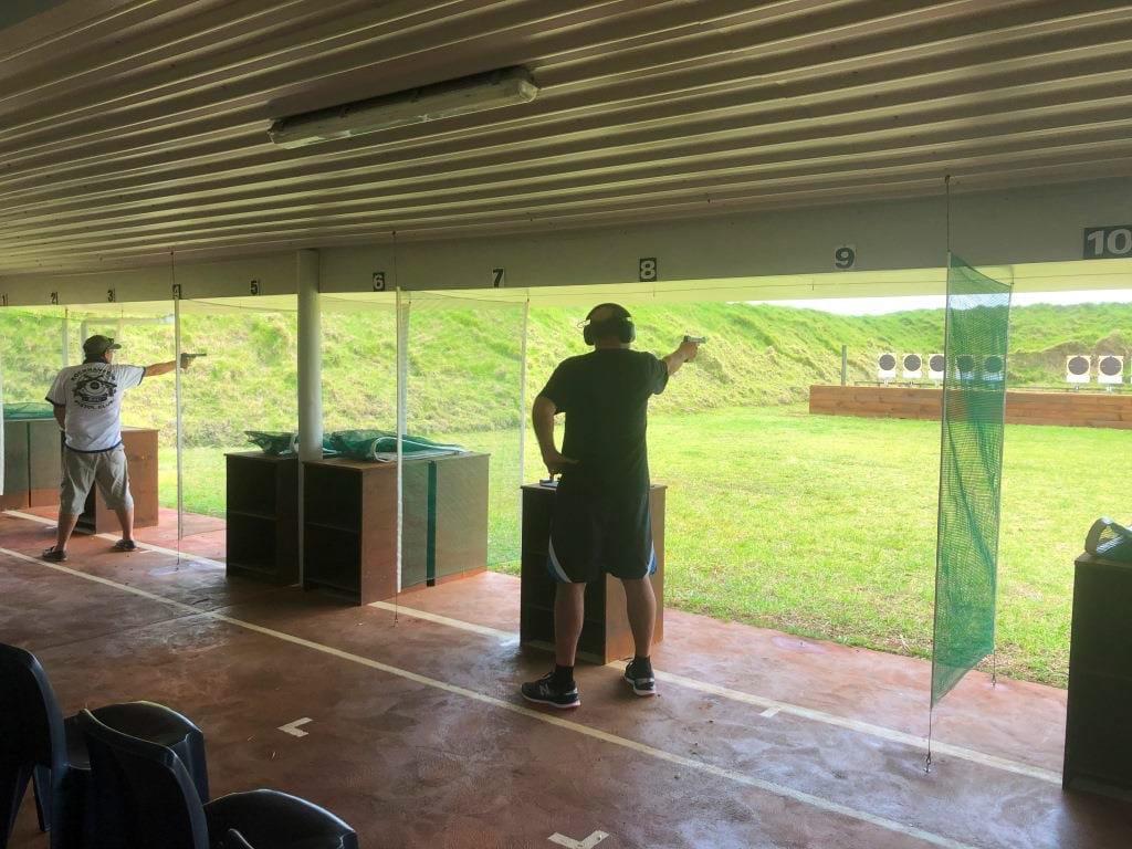 Norfolk Island Travel Centre Pistol Shooting Championships 6