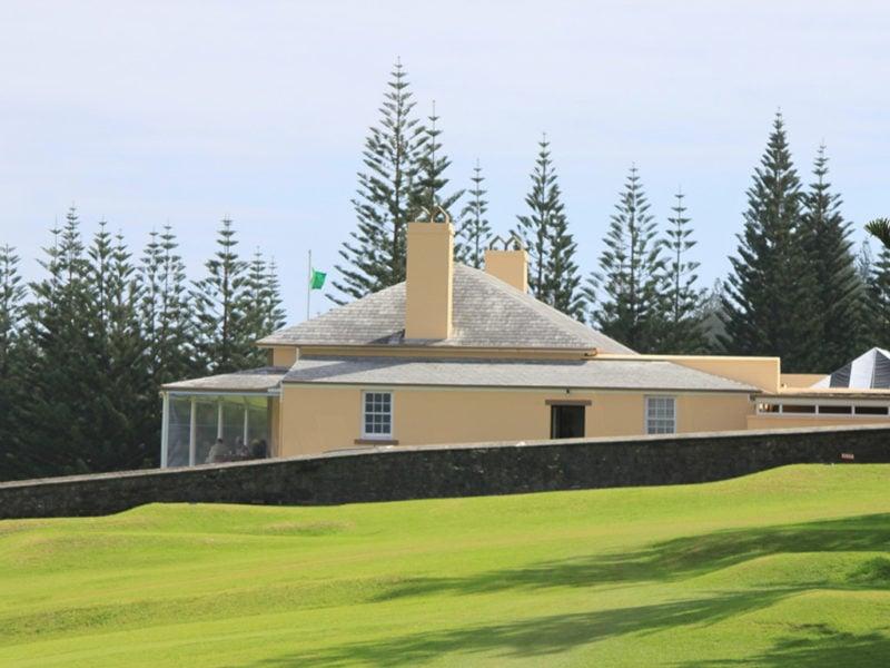 NorfolkIslandTravelCentre Golf ConvictBuildings