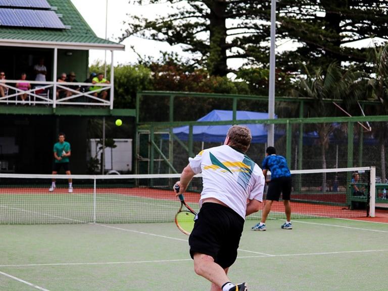 NorfolkIslandTravelCentre Norfolk Island Tennis 9509