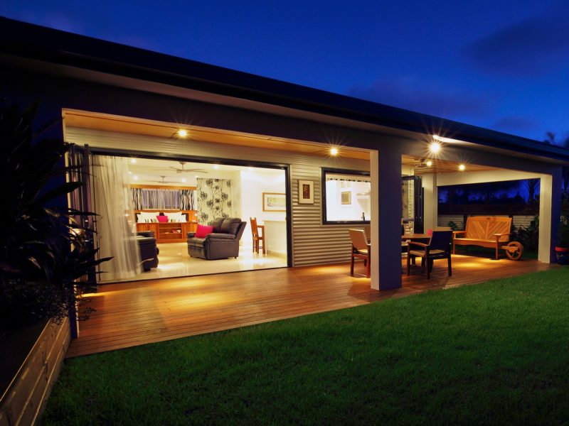 Tin Sheds Norfolk Island Travel Centre Deal Garden Eve