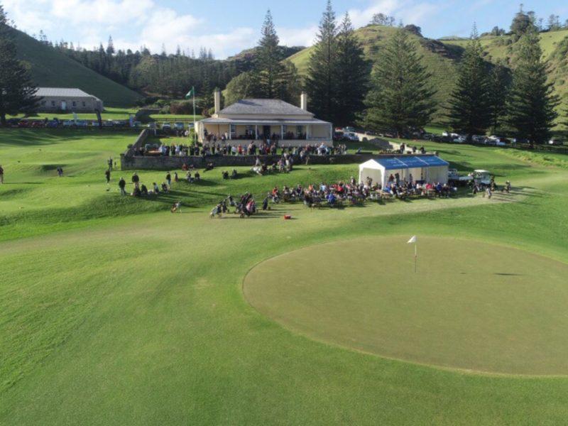 Hardys Golf Norfolk Island Gold Club Website 2019