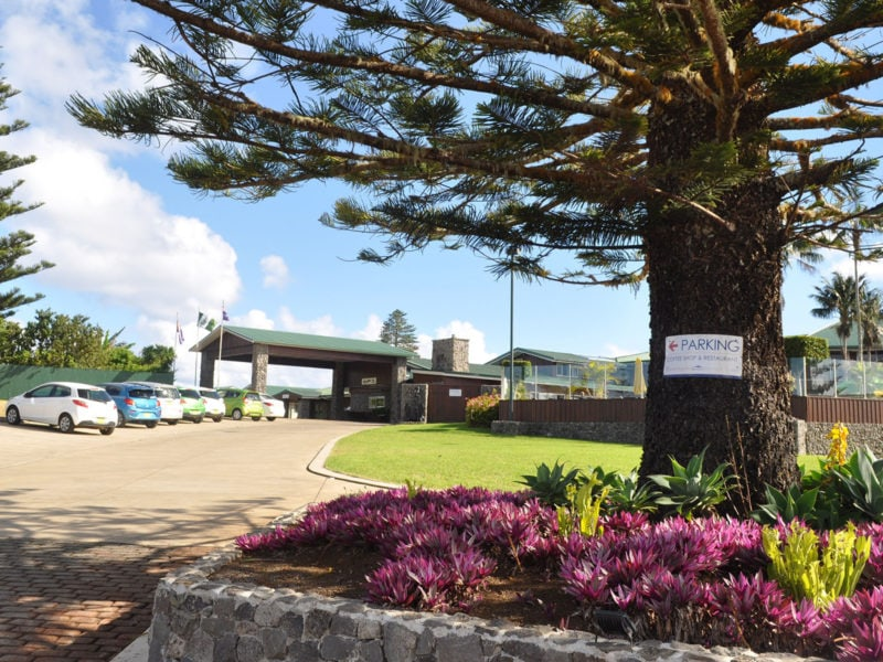 South Pacific Resort Hotel Norfolk Island Front3