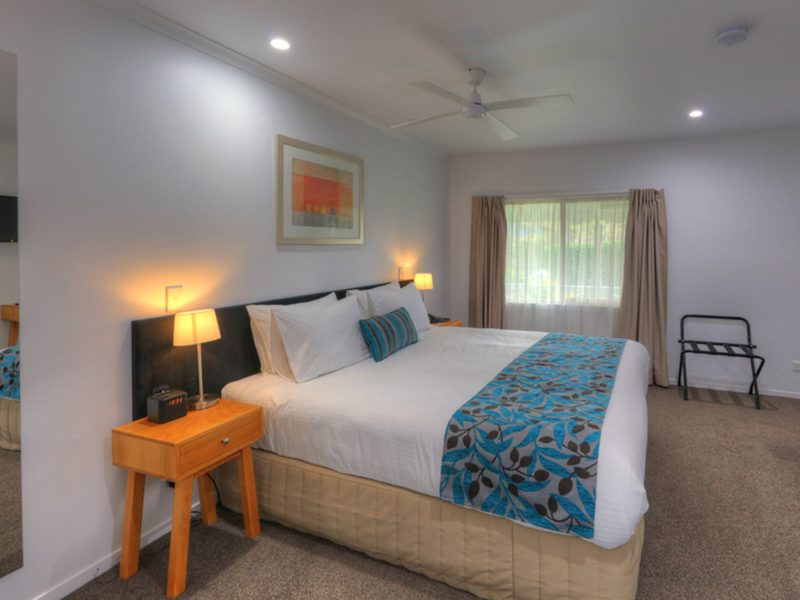 1 BR Apartment Bedroom Castaway Hotel Norfolk Island