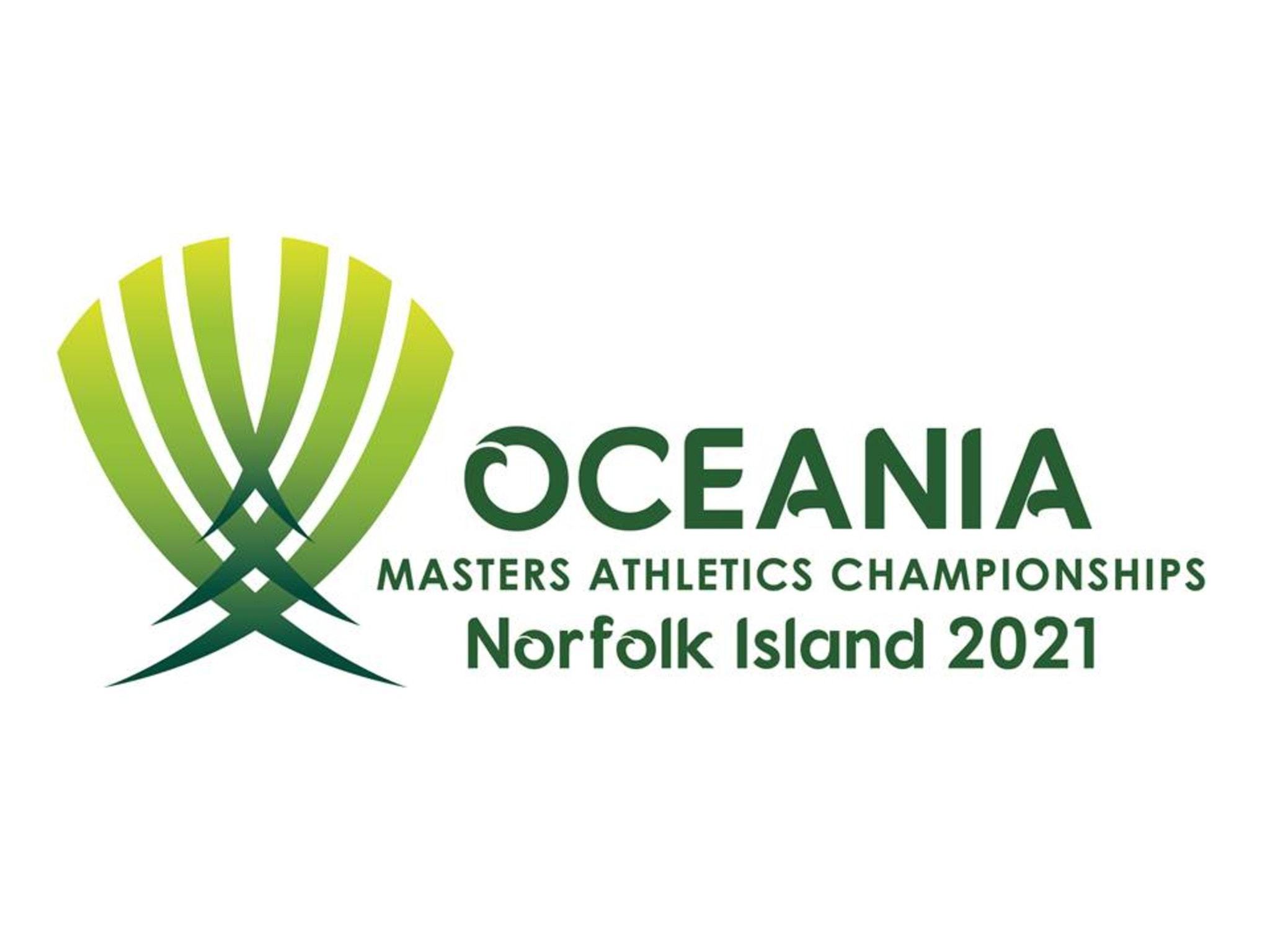 Norfolk Island Oceania Masters Athletics Championships 2021