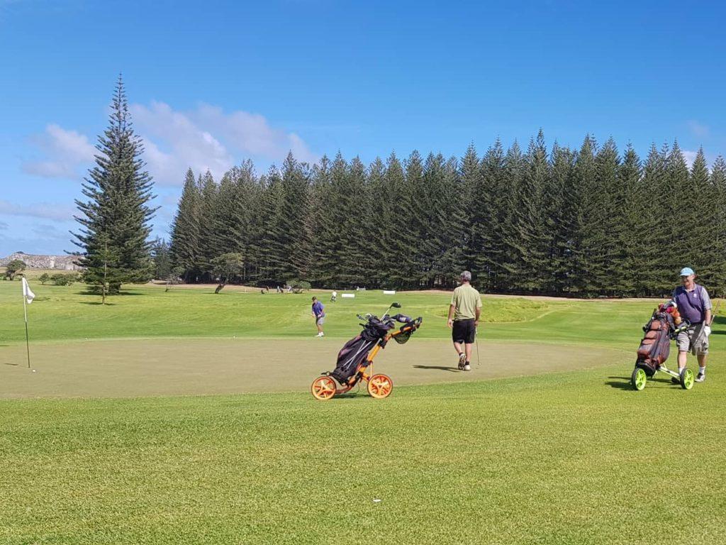 Hardys Golf 2019 29082019 Lisa Phone 5