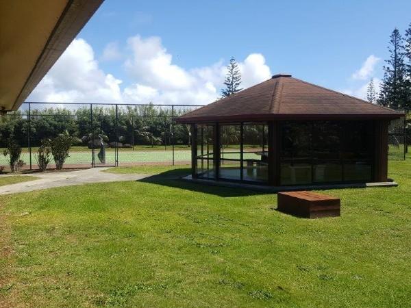Oceanbreeze BBQ Area And Tennis Court