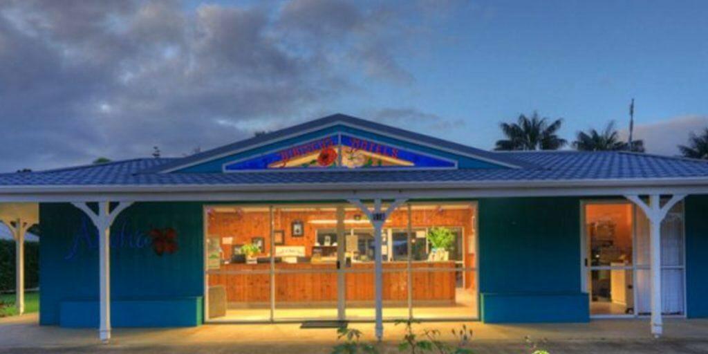 Norfolk Island Travel Centre Aloha Office