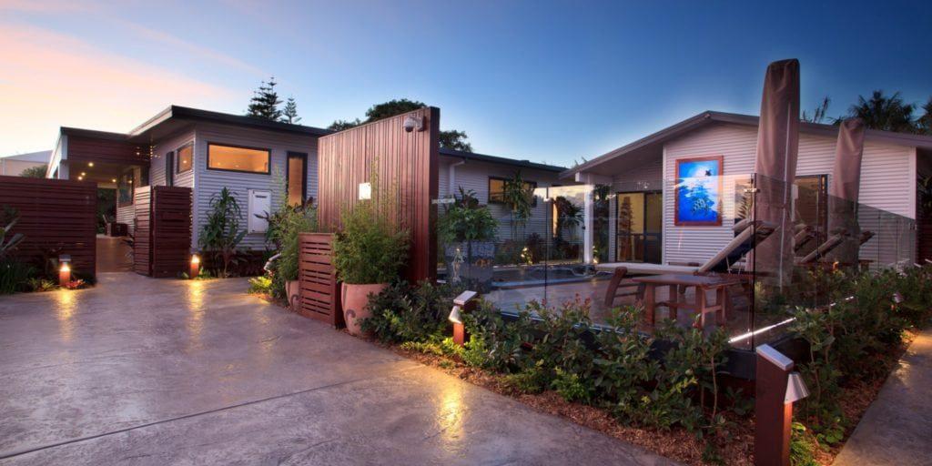 Tin Sheds Norfolk Island Travel Centre Deal Front